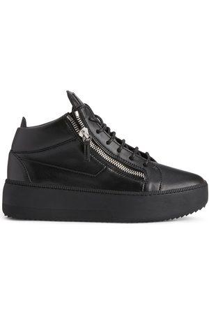 Giuseppe Zanotti Heren Platform - Kriss mid-top platform sneakers