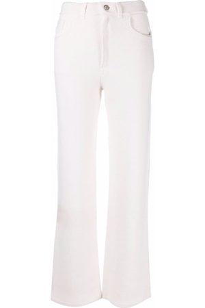 Barrie Denim suit trousers
