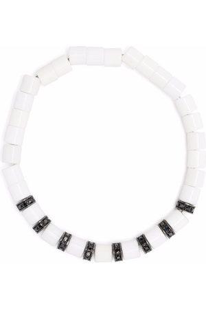 Anil Arjandas Heren Armbanden - Mix beaded bracelet