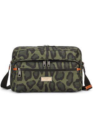 Dolce & Gabbana Leopard-print shoulder bag