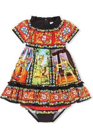 Dolce & Gabbana Meisjes Casual jurken - Printed midi dress