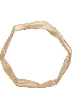 NIZA HUANG Crush stacking ring