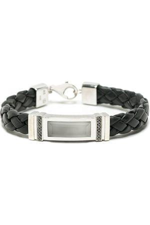 AMIR SLAMA Leather X Julio Okubo bracelet