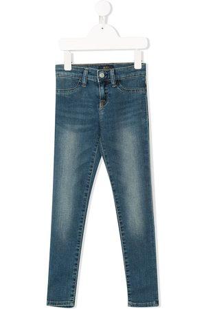 Ralph Lauren Faded skinny jeans
