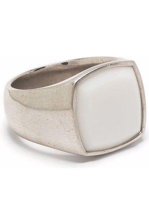 TOM WOOD Heren Ringen - Two-tone signet ring