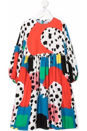 Stella McCartney Dalmation graphic-print dress