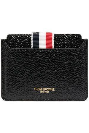 Thom Browne Heren Portefeuilles - Grosgrain loop leather mirror case