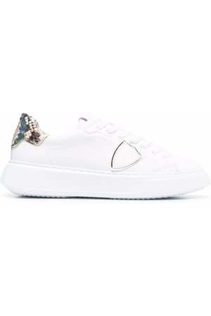 Philippe model Temple Veau low-top sneakers