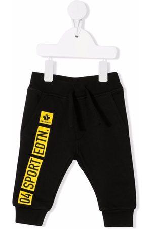 Dsquared2 Logo-print leg track pants