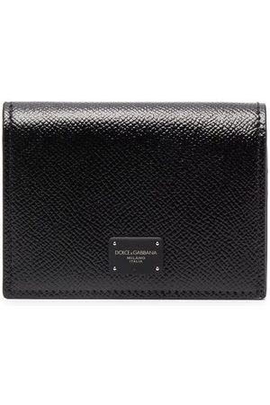 Dolce & Gabbana Foldover card wallet