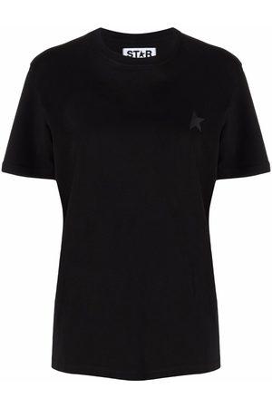 Golden Goose Star-print short-sleeve T-shirt