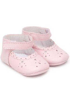 Tartine Et Chocolat Ankle strap crib shoes