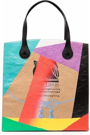 Lanvin Heren Shoppers - X GALLERY DEPT. Kraft paper bag