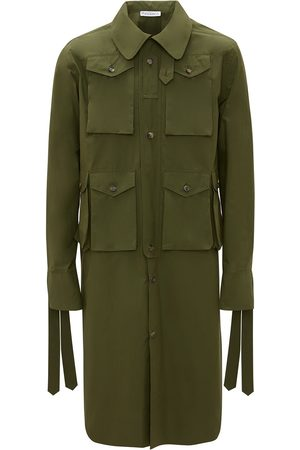 J.W.Anderson Military style tunic shirt