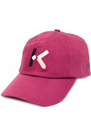 Kenzo Heren Petten - Logo embroidered cap