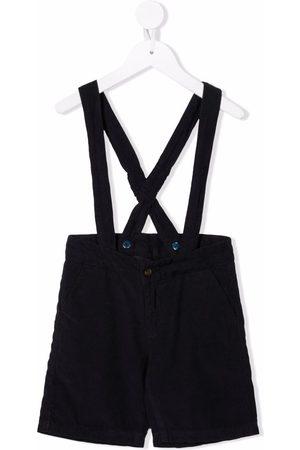 KNOT Nobu dungaree shorts