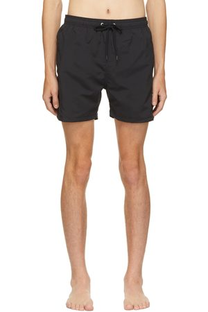 Norse projects Navy Hauge Swim Shorts