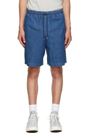 A.P.C. Indigo Kaplan Shorts