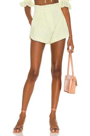 MAJORELLE Thalia Shorts in