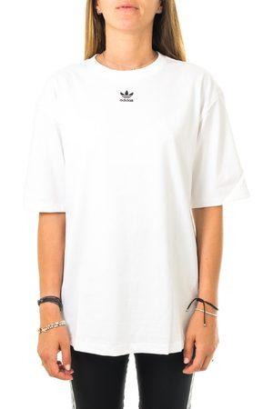 Adidas Jongens Homewear - T-shirt donna loungewear adicolor essential h45578