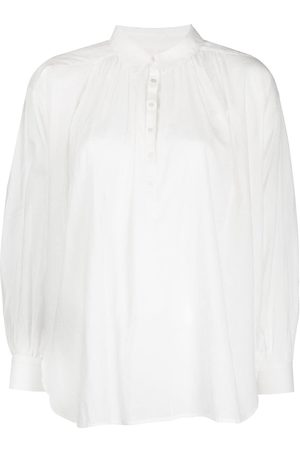 NILI LOTAN Dames Pullovers - Miles pullover button-down blouse