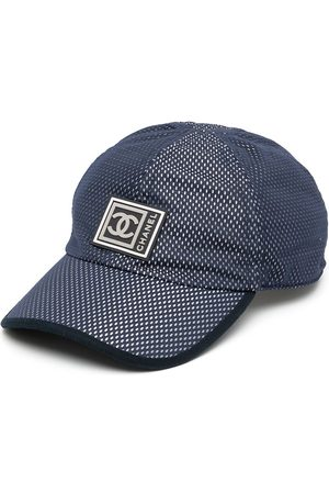 CHANEL CC Sports Line cap