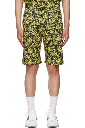 Paul Smith Heren Shorts - Multicolor Rizo Floral Shorts
