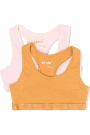 Molo TEEN Jade two-pack cropped top