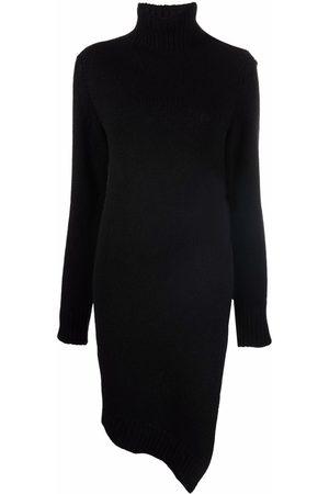 Jil Sander Dames Asymmetrische jurken - Asymmetric knitted dress
