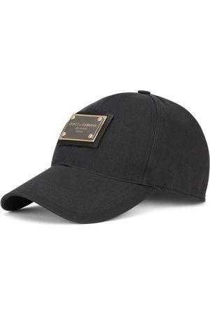 Dolce & Gabbana Heren Petten - Logo-plaque baseball cap
