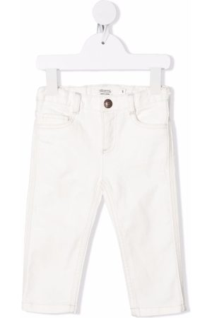 BONPOINT Jongens Straight - Straight-leg cotton jeans