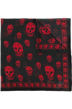 Alexander McQueen Heren Sjaals - Skull scarf