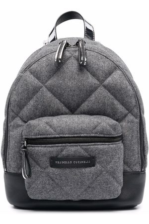 Brunello Cucinelli Quilted backpack