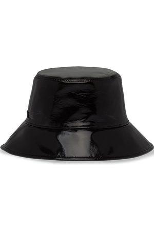 Miu Miu Dames Buckethat - High-shine finish bucket hat