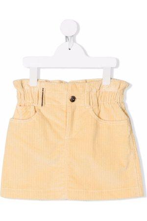 Brunello Cucinelli Elasticated denim skirt