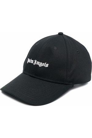 Palm Angels Heren Petten - Logo-embroidered baseball cap