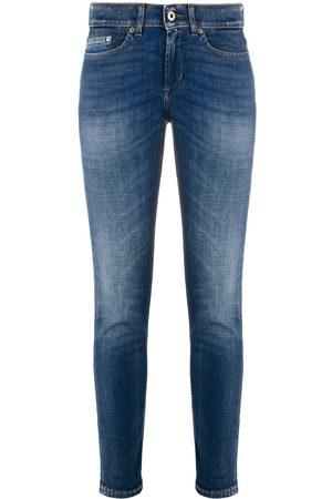 Dondup Dames Slim - Monroe slim-fit jeans