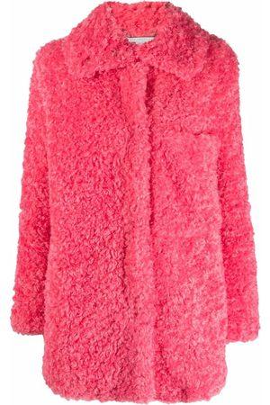 Stella McCartney Kyla Eco Fur coat