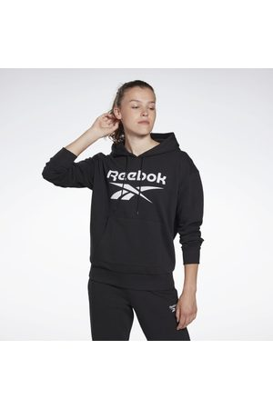 Reebok Dames Sweaters - Ri bl french terry hoody gi6699