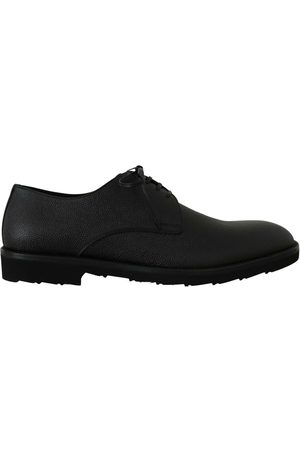 Dolce & Gabbana Leather Derby Dress Formal Shoes