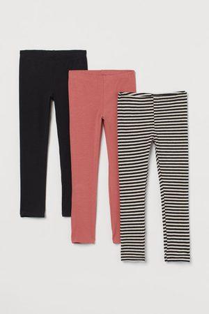H&M Set van 3 tricot leggings