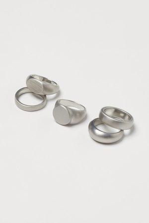 H&M Set van 5 ringen