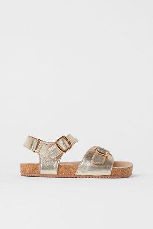 H&M Meisjes Schoenen - Leren sandalen