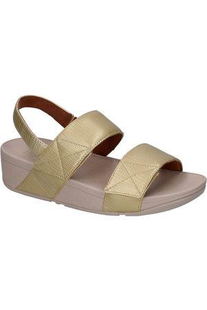 FitFlop Dames Sandalen - Mina Gouden Sandalen