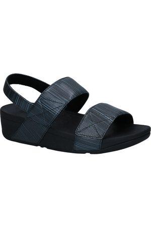 FitFlop Mina Zwarte Sandalen
