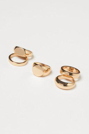 H&M Heren Sets - Set van 5 ringen