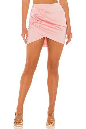 NBD Rose Quartz Mini Skirt in