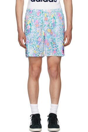 Noah NYC Adidas Originals Edition Floral Shorts
