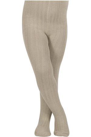 In Control Meisjes Panty's - 892 RIB tights SAND