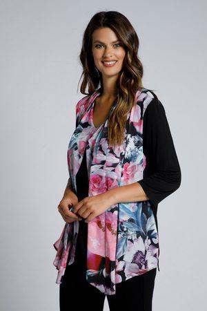 Ulla Popken Grote Maten Shirt, Dames, turquoise